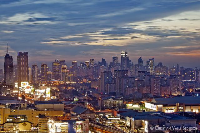 Metro Manila. Photo by Christian Valle Bederico.
