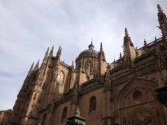 """The """"new"""" cathedral (built between 1513 and 1733)"""