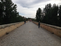 A really, REALLY old bridge (1 A.D.!!!)