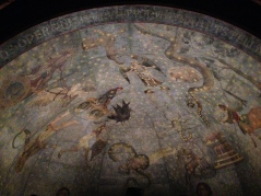 Cielo de Salamanca (an awesome mural of the signs of the zodiac)