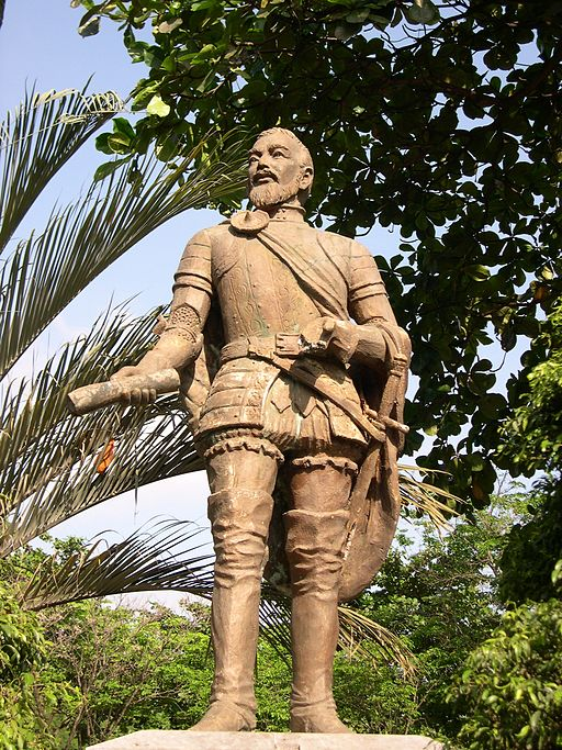 Miguel Lopez de Legazpi, a.k.a. the dude behind the Spanish conquest of the Philippines