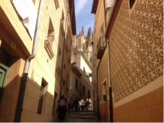 The old Jewish Quarter.