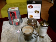 What is Spain without café con leche?