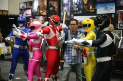 The Power Rangers! Need I say more?